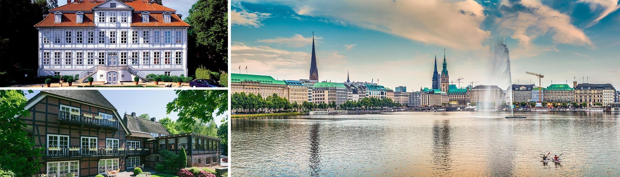 Hamburg und Umgebung-Hotels - VacancyCard-Voucher