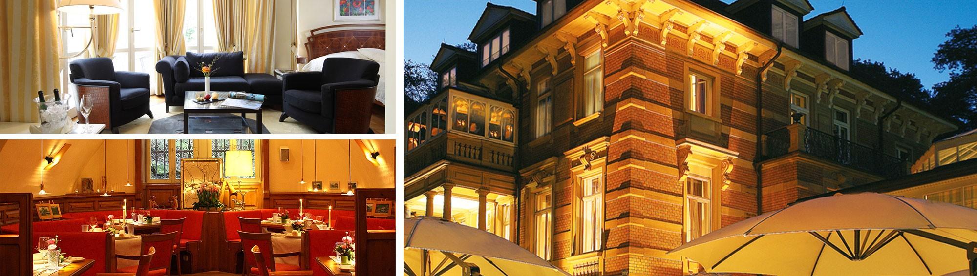 Relais & Châteaux Villa Hammerschmiede Hotel & Restaurant