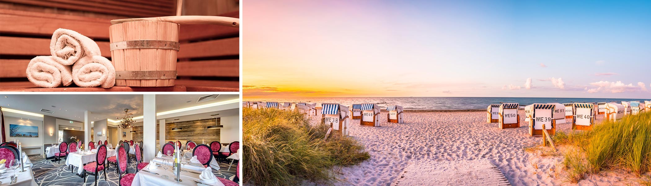 Ostsee-Hotels - VacancyCard-Voucher